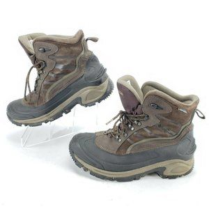 Columbia/OMNITech 200 Grams Waterproof Brown Boots